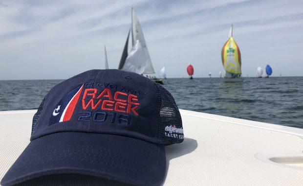 Race Week Cap Background